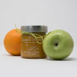Marmellata di clementine e mela renetta